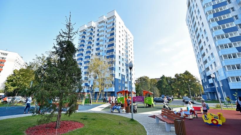 Свыше 12 тыс москвичей переедут в новые квартиры по программе реновации в 2019 году