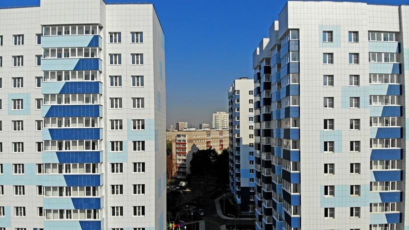 Жителям 50 сносимых по реновации пятиэтажек в Москве предоставлены дома под заселение