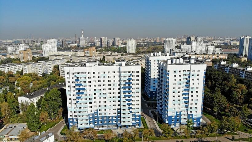 Еще 6 новых стартовых площадок включили в программу реновации в Москве