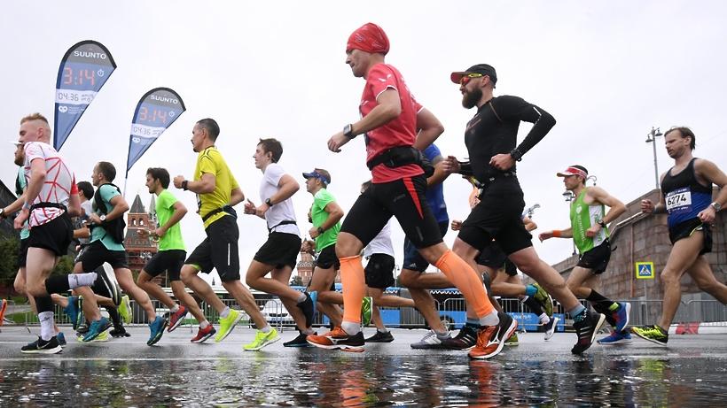 Определились победители 10-километровой дистанции наМосковском марафоне