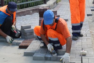 Тротуар планируют благоустроить в микрорайоне Опалиха Красногорска