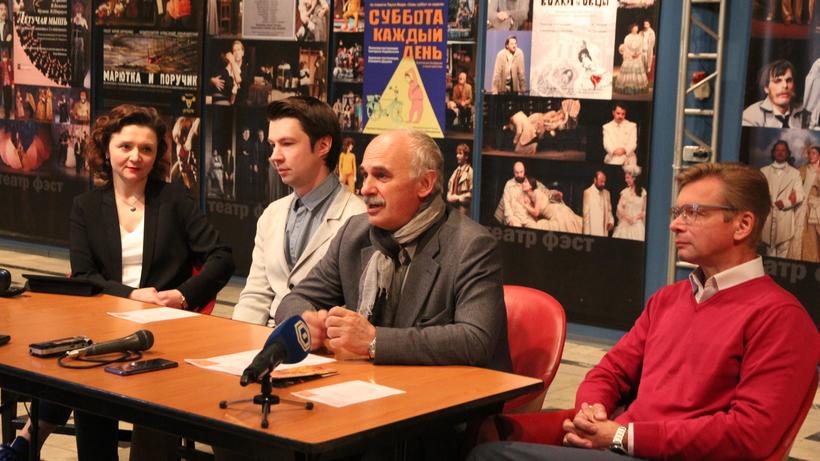 Мытищинский театр драмы и комедии «ФЭСТ» открыл новый сезон (РИАМО)