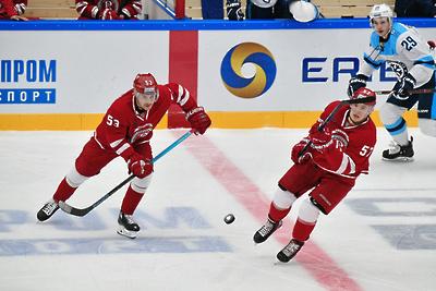 Хоккеисты команды «Витязь» из Подольска примут соперников на домашней арене 16 ноября