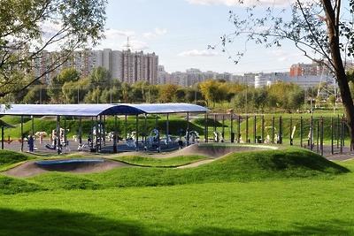 Количество парковых и ландшафтных зон в новой Москве планируют увеличить в 5 раз