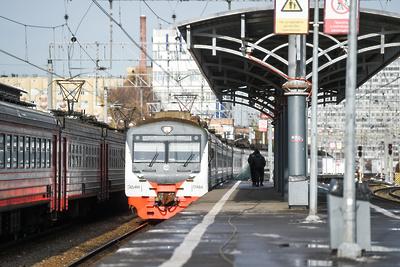 Расписание поездов Белорусского направления МЖД изменится 20 и 21 апреля