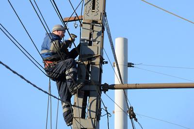 Более 80 уличных ламп заменили в микрорайоне Климовск Подольска