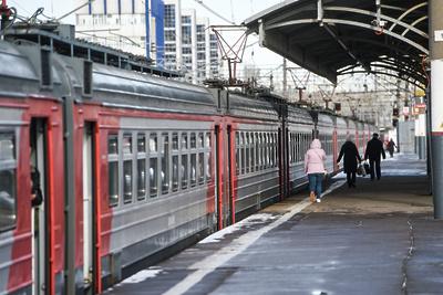 График движения электричек Казанского направления МЖД изменится 21 ноября