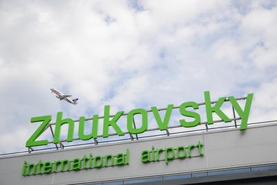 Первый рейс в Санкт‑Петербург компании «ИрАэро» отправился из аэропорта «Жуковский»