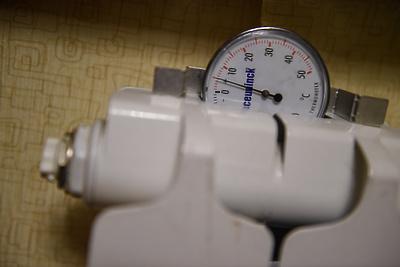 Пробный пуск отопления начали в ряде домов Люберец