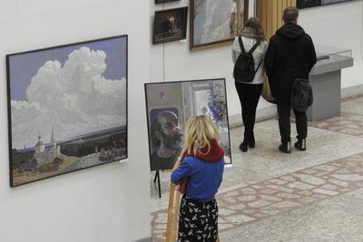 Музей одной из гимназий Подольска принял участие в экспозиции «Подмосковье объединяет»
