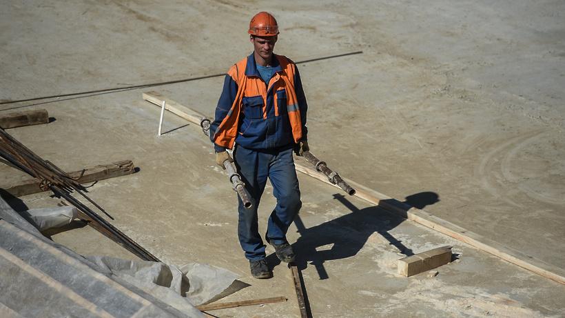 Строительство жилого дома по программе реновации в районе Люблино завершат в 2021 году
