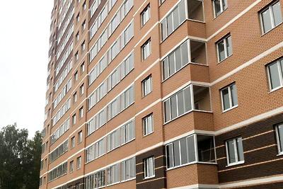 В Коломне построили новый жилой комплекс на 148 квартир