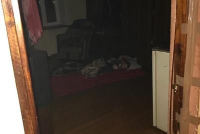 В подъезде жилого дома в Подольске нашли брошенного мальчика