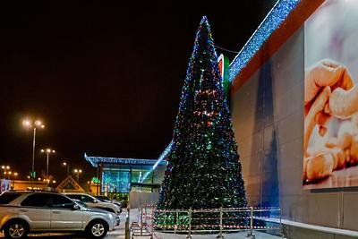 Более 300 мероприятий проведут в Подольске во время новогодних праздников