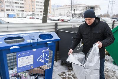 Подмосковье перешло на раздельный сбор мусора без серьезных сбоев