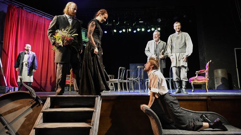 В столицеРФ создан оргкомитет для проведения Года театра