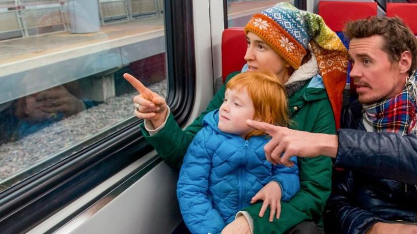 Новогодние туристические экспрессы начнут курсировать из Москвы в Подмосковье с 15 декабря
