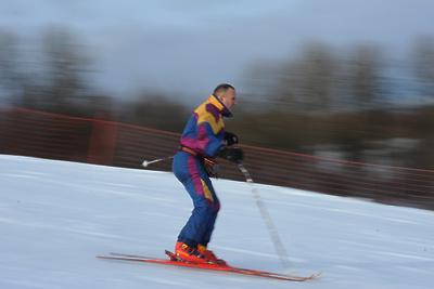 Лыжные соревнования на Кубок Военно‑технического музея пройдут в Черноголовке 23 февраля