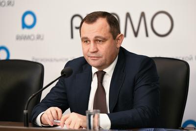 Брынцалов принял участие в обсуждении послания президента в Санкт‑Петербурге