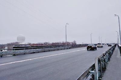 Движение по мосту через Оку в Коломенском округе открыли после ремонта