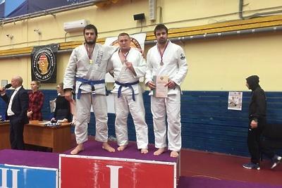 Спортсмен из Дзержинского завоевал бронзу на чемпионате России по джиу‑джитсу
