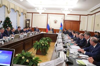 Воробьев принял участие в совете по развитию транспортной системы Москвы и Подмосковья