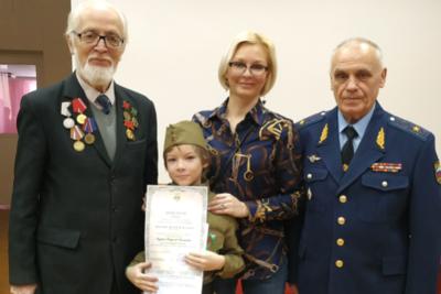 Подольский школьник победил во всероссийском конкурсе научно‑исследовательских работ