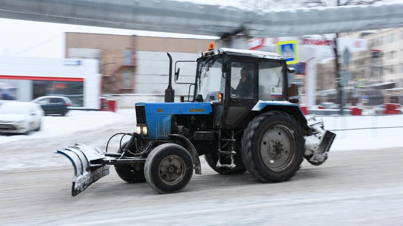 Свыше 30 нарушений по уборке снега устранили в Дубне и Талдомском округе с начала 2019
