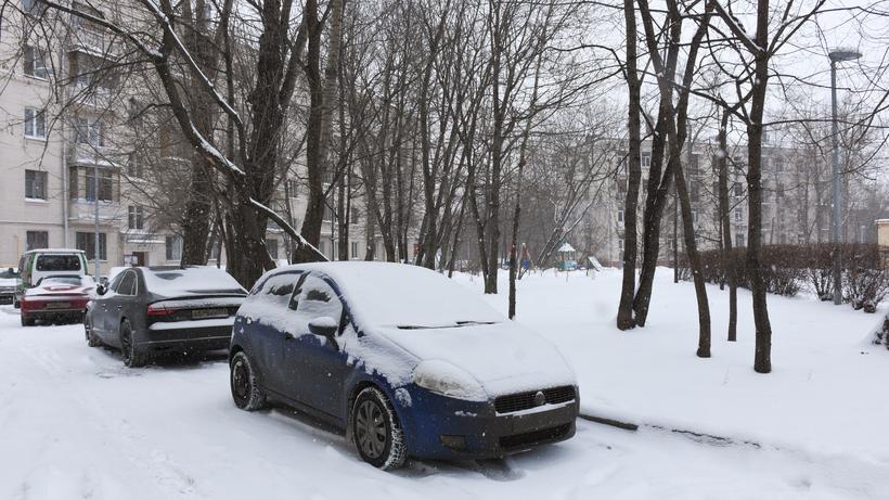 Высота снежного покрова в Павловском Посаде достигла 12 см