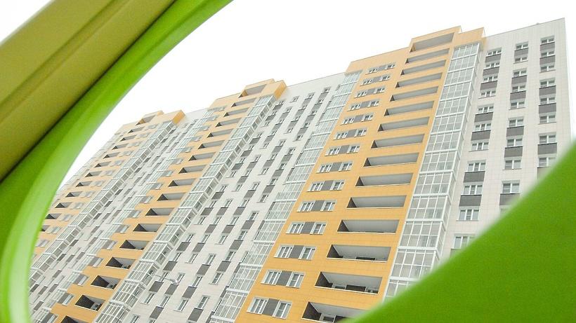 560 тыс кв метров жилья построят в новой Москве в рамках программы реновации