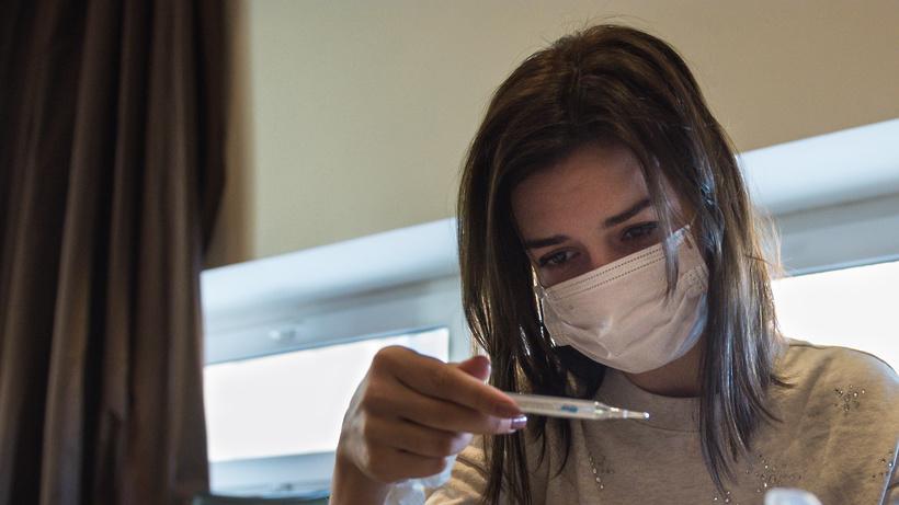 В Люберцах 897 человек лечатся от коронавируса дома