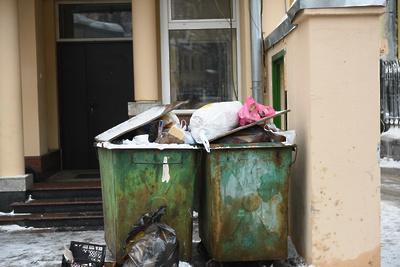 УК Подольска напомнила горожанам об оплате долгов за вывоз мусора