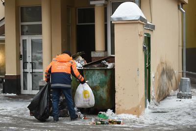 Мусор убрали с дороги на улице Ленина в Красногорске по просьбе жителя