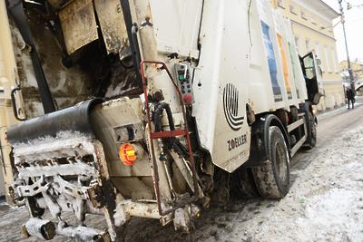 250 кубометров мусора собрали на территории Домодедова с начала года