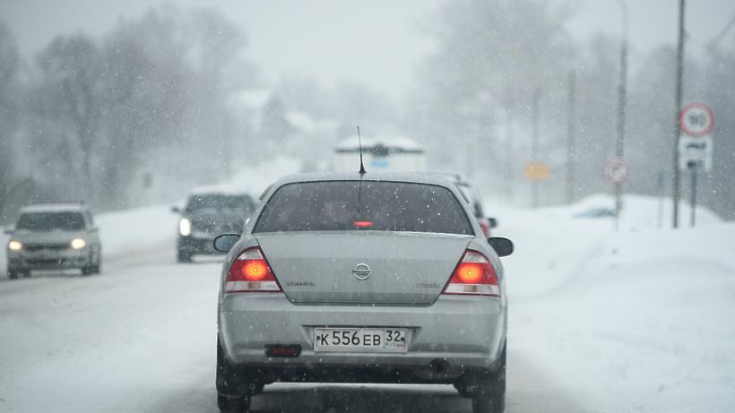 Водителей в Люберцах предупредили о росте дорожного трафика на Крещение