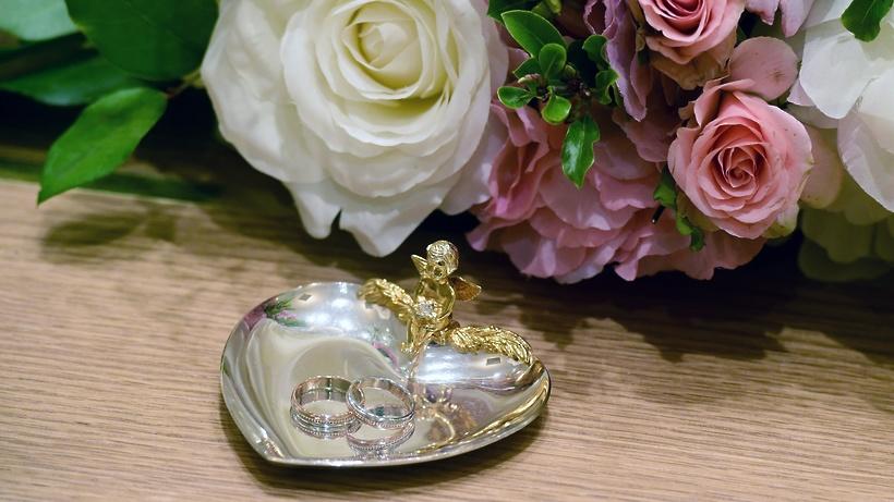 Почти 500 браков зарегистрировали в Красногорске с начала года