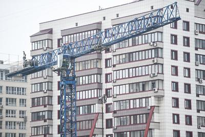 Строительство двух корпусов ЖК «Южный» в Красногорске завершат к концу года