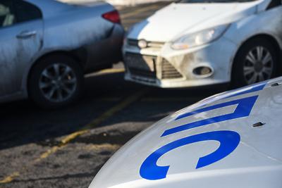 ГИБДД Красногорска призвала водителей быть внимательными в снегопад