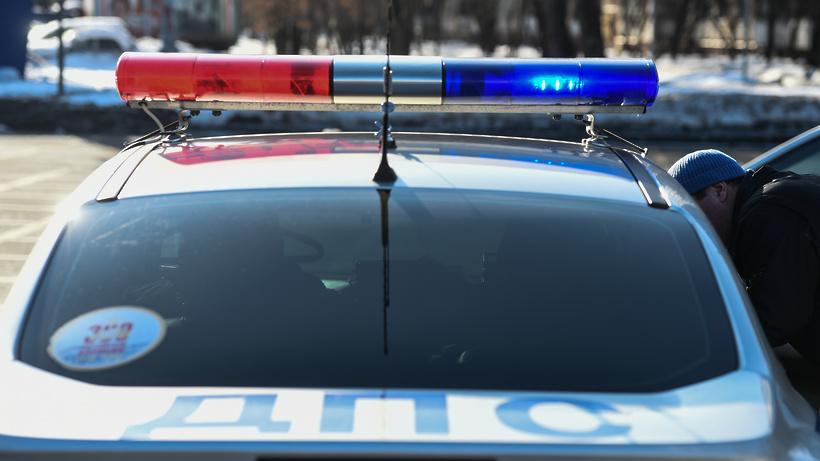 ДТП с участием такси произошло на Волгоградском проспекте в Москве