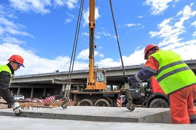 Строительство дороги от Варшавского шоссе в сторону Троицка начнется летом