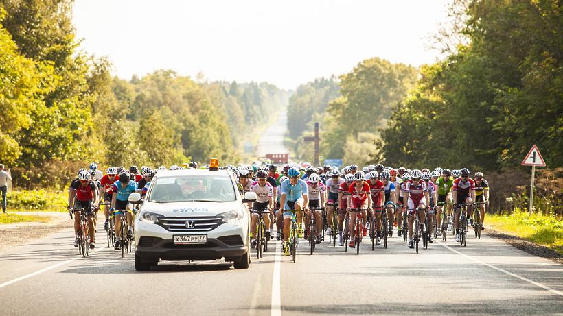 Второй велозаезд серии Gran Fondo прошел в Волоколамском округе
