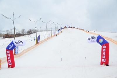 В горнолыжном комплексе «Красная Горка» Подольска закрыли трассу для катания на тюбингах