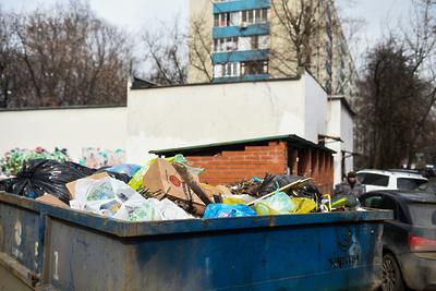 Регоператор бесплатно предоставил контейнеры для вывоза мусора на субботниках в Подольске