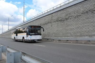 Расписание автобусов Подмосковья адаптировали под пассажиропоток