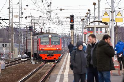 Электрички Горьковского направления МЖД начали курсировать по расписанию
