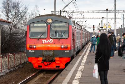 Расписание электричек Курского направления МЖД изменится с субботы