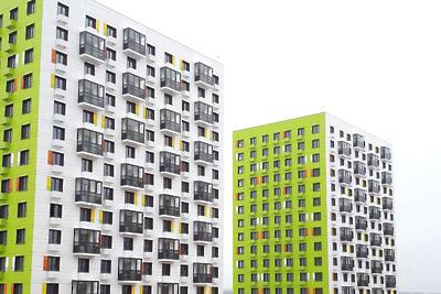 12 жилых домов сдали в эксплуатацию в Подмосковье за неделю