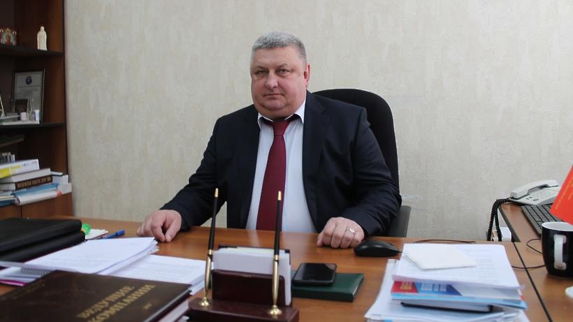 Глава Лосино‑Петровского подал заявление о сложении полномочий