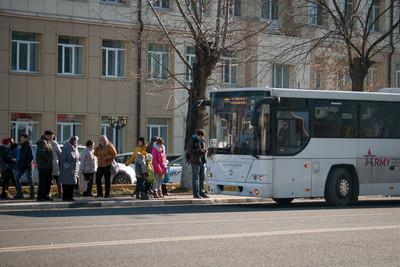 Житель Балашихи пожаловался на неисправность системы информирования в автобусе №447