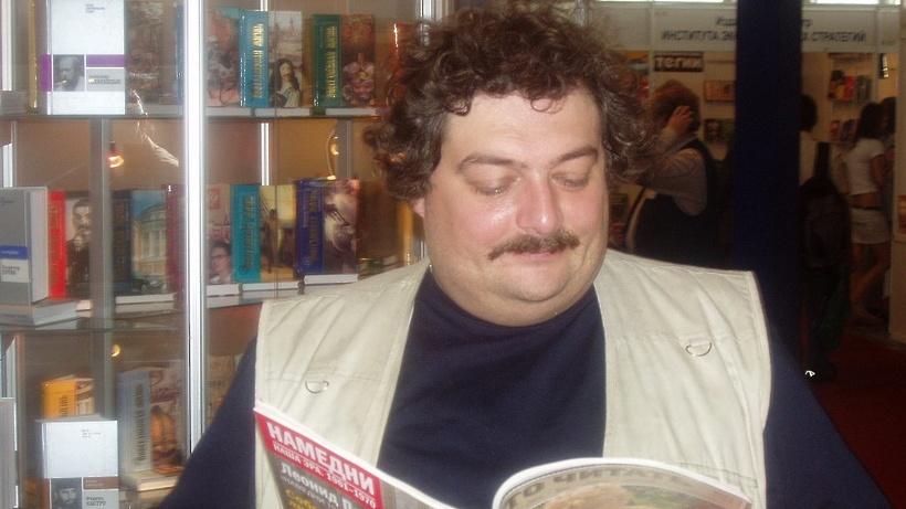 Писателя Дмитрия Быкова вызвали в полицию